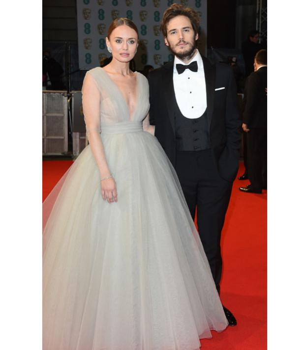 Best Dressed At The EE BAFTAs 2015