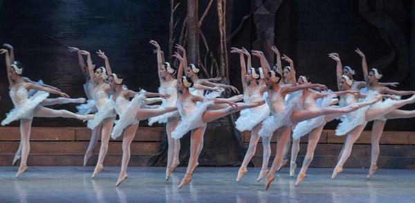 Función especial del Ballet Nacional de Cuba por 60 años de Revolución