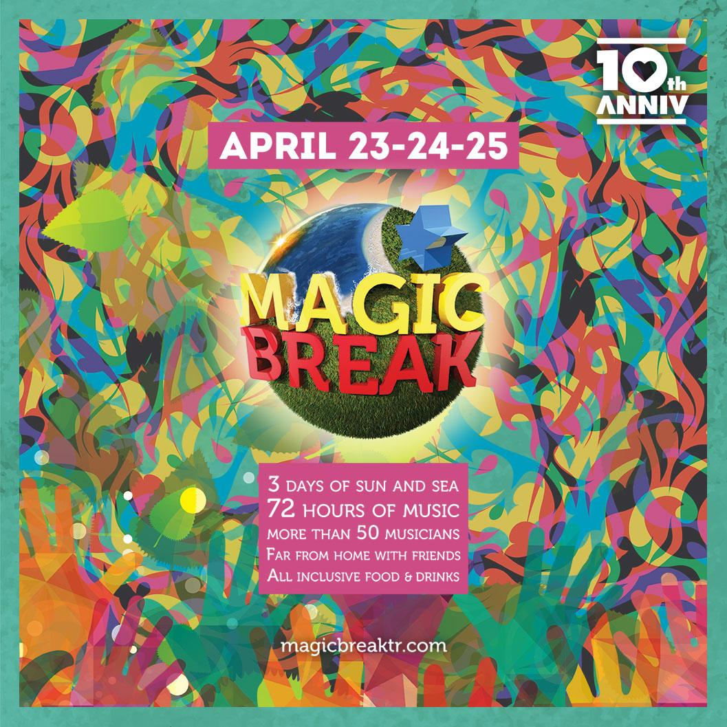 3-day utopia far from all stress  Sale for #MagicBreak 2015 has begun : http://t.co/KYMUfDW8y6 http://t.co/V05dW9qmQP