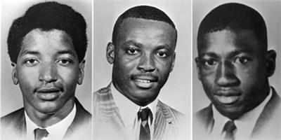 47 yrs ago today, officers killed 3 in student demonstrations in Orangeburg, S.C. http://t.co/VAV6tvCY5q http://t.co/uVIXAaXcOs