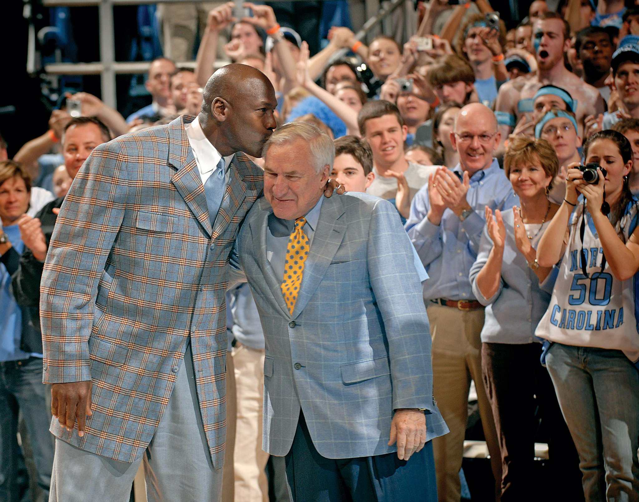 the moral perspective on bobby knight and dean smith two hall of fame basketball coaches The official website for the indiana state basketball basketball: facebook calendar facilities hall of fame communications & digital.