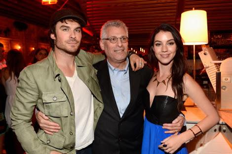 adelaide kane dating ian somerhalder Ian somerhalder with adelaide kane,  boone and his vampire girlfriend (or nian) find this pin and more on nina dobrev by hannah ian and nina :).