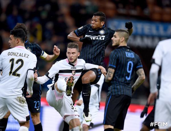 INTER-Palermo Risultato DIRETTA Gol Live in tempo reale