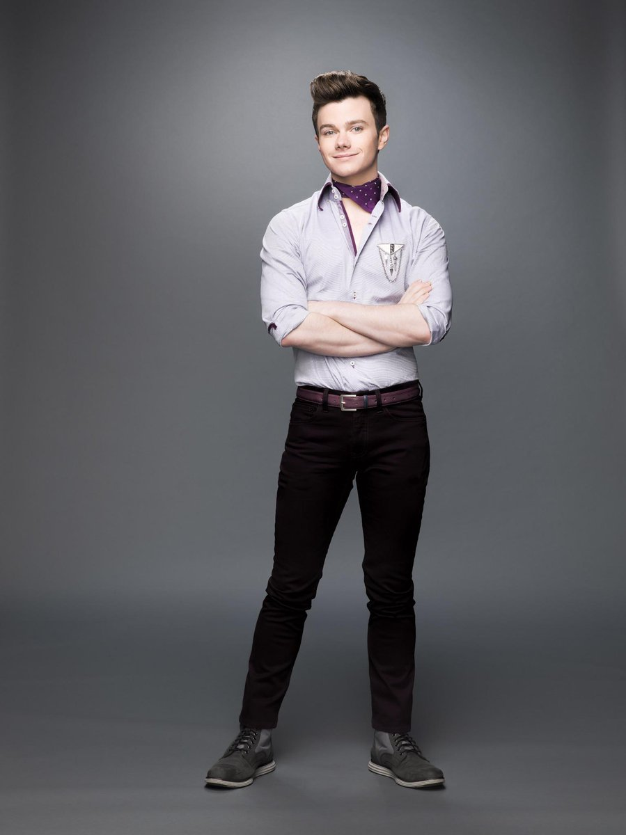 "Chris Colfer News on Twitter: ""Chris Colfer as Kurt Hummel ..."