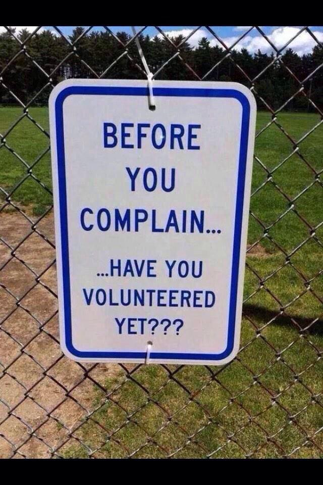 Think it should be mandatory at all #golf clubs @Getintogolf  @EnglandGolf #volunteer #ThisGirlGolfs @golfvolunteers http://t.co/g8v3tYo798