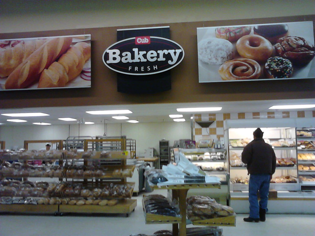 Donald Ericson On Twitter Cub Foods Bakery Plymouth 6th Ave Waterford Tco TKxhru1Cfp