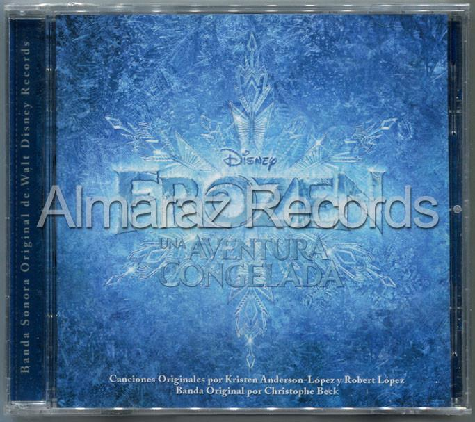#Grammys2015  #Winner  #Frozen  #BestCompilationSoundtrackForVisualMedia   http://almarazrecords.com/products/50087304096  … #Disney  #Congratulations