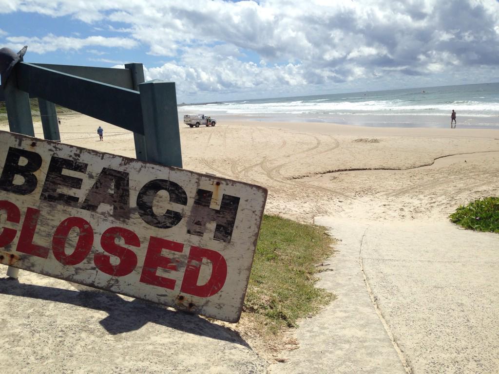 """Australia: squalo attacca e uccide un uomo sulla spiaggia """"Shelly Beach"""" di Ballina"""