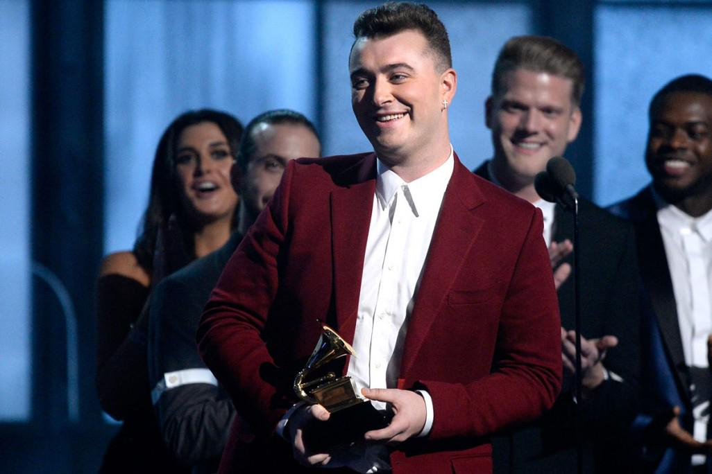 I vincitori dei Grammy Awards 2015, a Sam Smith 4 grammografi d'oro