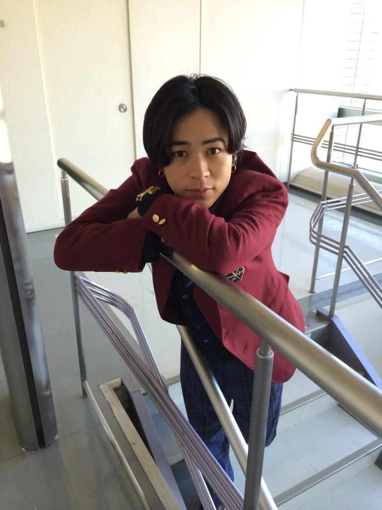 高校生役の成田凌
