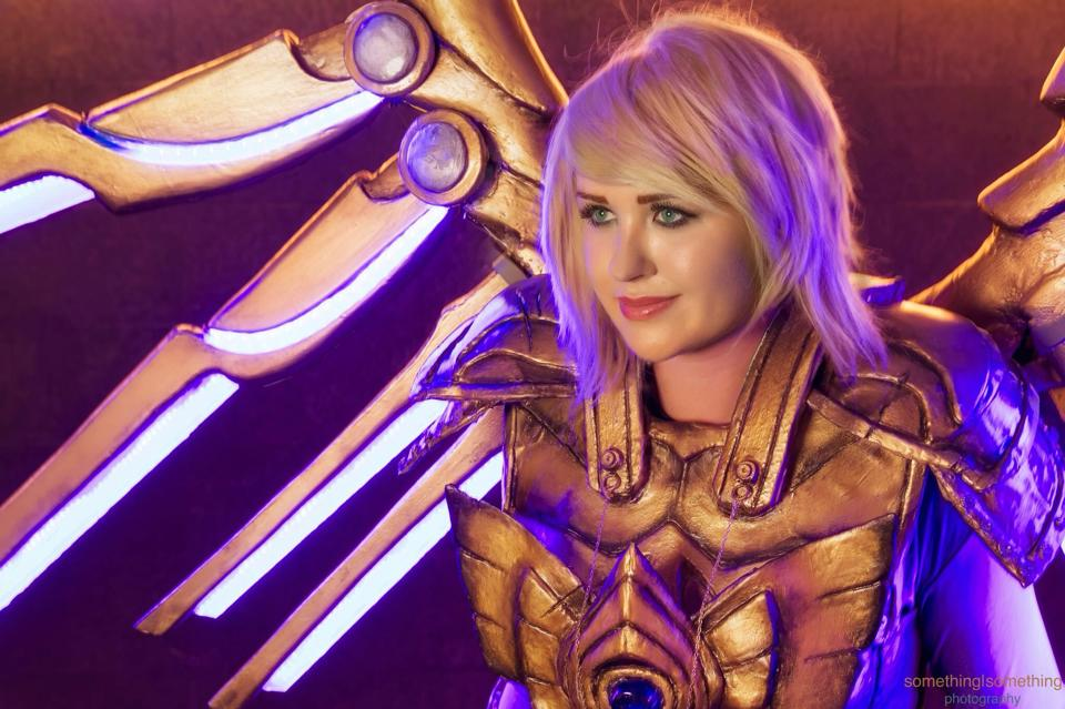"League of Cosplay ♥ on Twitter: ""#BEST Aether Wing Kayle ..."