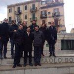 Dopo l'incontro con #DiMatteo attendiamo l'incontro con il Presidente #Mattarella. Sosteniamo l'Italia onesta. http://t.co/IlBEumB7Mg