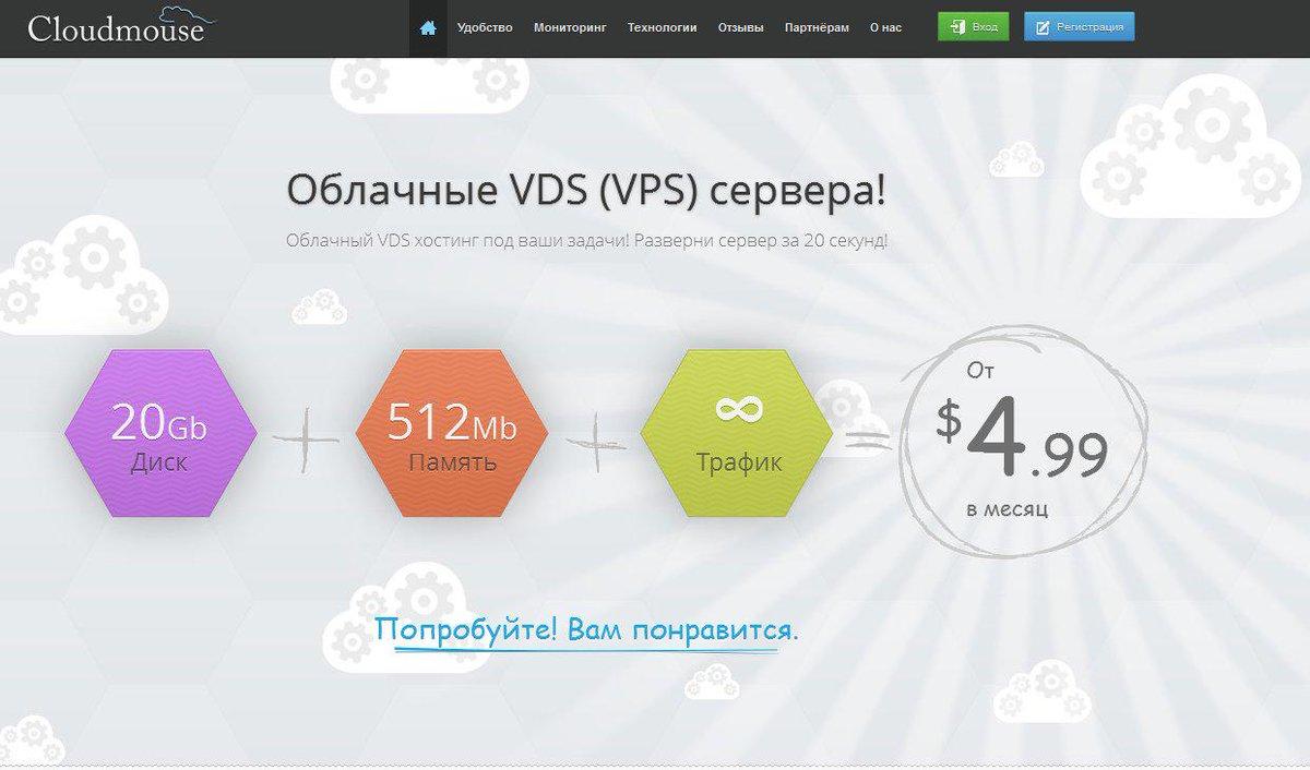облачный сервер для видеокамер