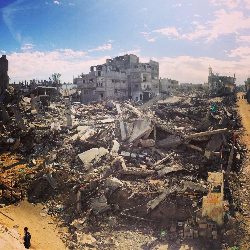 Shujiyea, #Gaza, Feb. 2015 http://t.co/q5B951yXJv