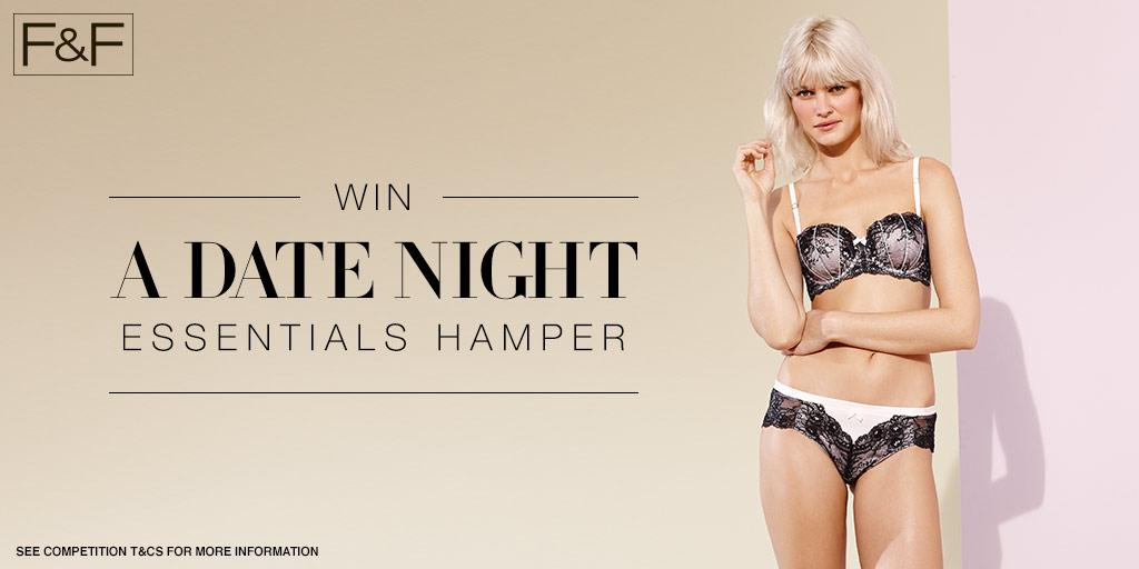 Hot date this week? Tell us why you deserve an extra-special night for a chance to #WIN! T&Cs: http://t.co/1wOLQ2rWqm http://t.co/ukzC7JvgK5