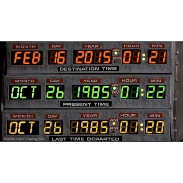 Hoy es el día del futuro en Volver al Futuro http://t.co/kUBTtBX9D1 http://t.co/SleQ2PdSgy