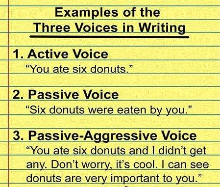 Shit Academics Say On Twitter The Passive Aggressive Voice Via