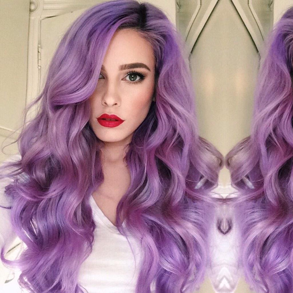Foxy Locks Hair On Twitter Pastel Hair Prettiness By