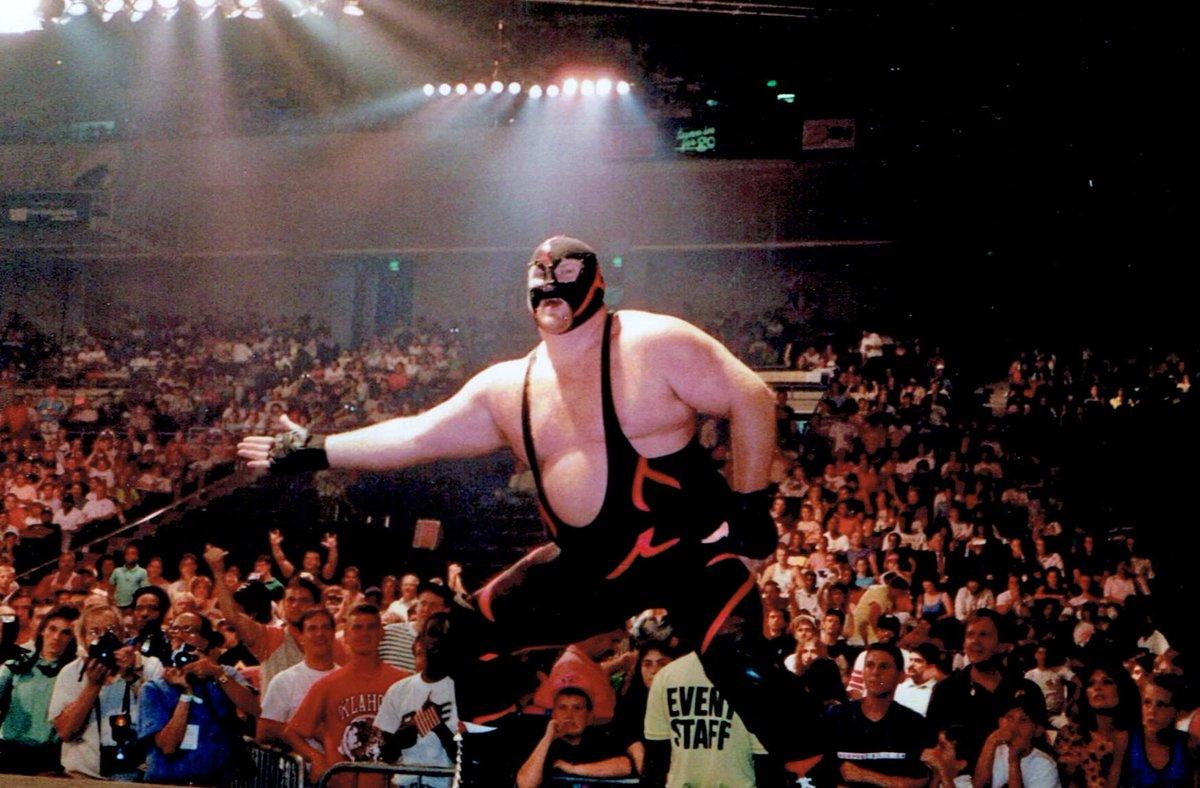 """Big Van Vader on Twitter: """"http://t.co/GCnukXn0nE. Wcw debut in Baltimore"""""""