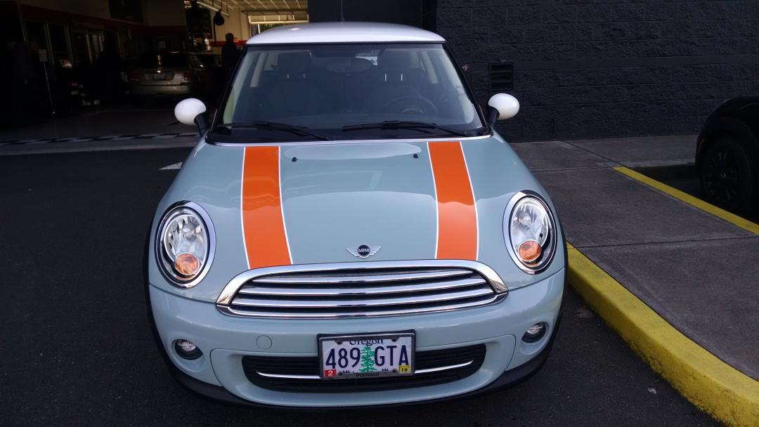 @lookatmymini here you go. 2013 hardtop. http://t.co/n4r2hWOxzx