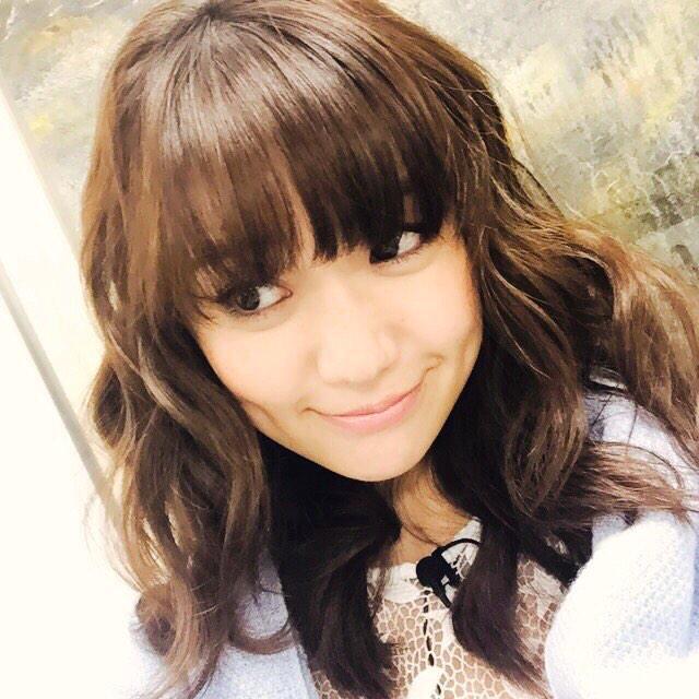 前髪を下ろした大島優子