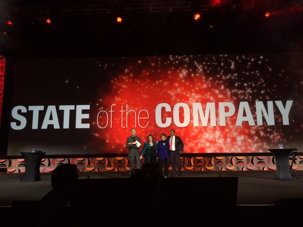 It's official. KW is now the #1 real estate company in the world! #KWFR #1 http://t.co/yCtUYEHvXJ