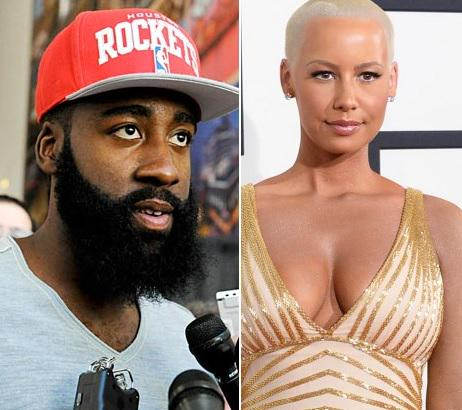 39bb902310ad James Harden Linked to Amber Rose