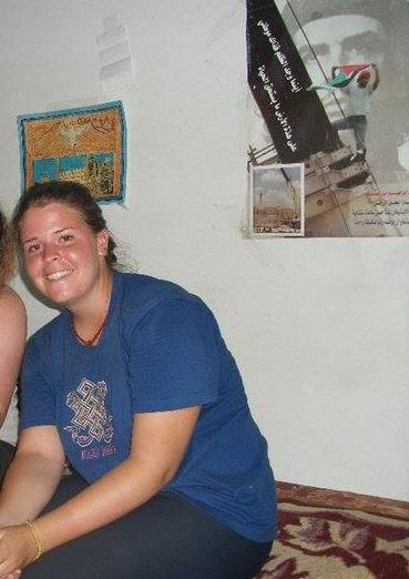 ISM honors Kayla Mueller, former ISM volunteer. Read her writing on #Palestine: http://t.co/5hiTDJ96VK #KaylaMueller http://t.co/cwF4M2p5Rz