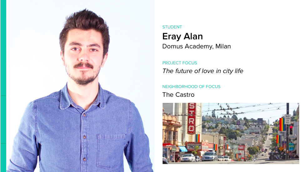 Student profile: @erayalan is honing his work today as part of the #ixd15 #wearablecity Student Design Challenge. http://t.co/nHqVSBX846