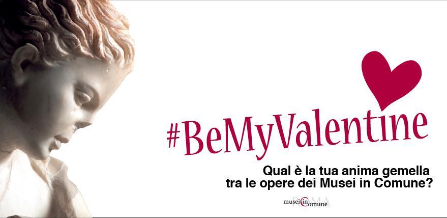Thumbnail for #BeMyValentine 2015: tutto l'amore per... l'arte