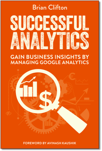 New book: Successful Analytics https://t.co/RDO3C0lnlv #GoogleAnalytics http://t.co/1beHAecWaG