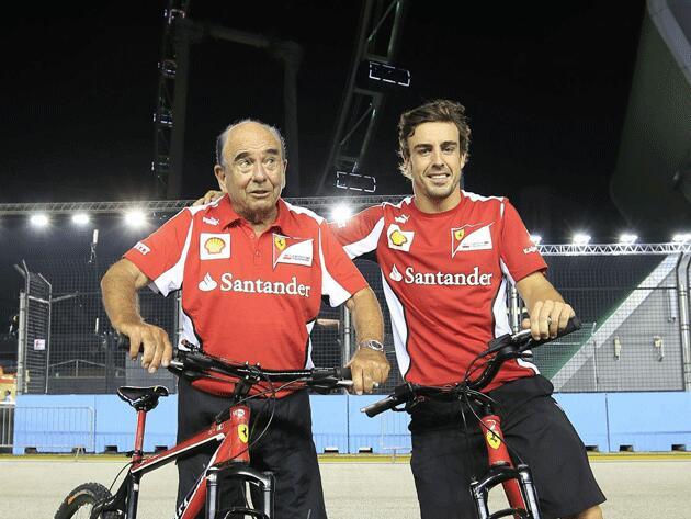 Lista Falciani: botín y Fernando Alonso