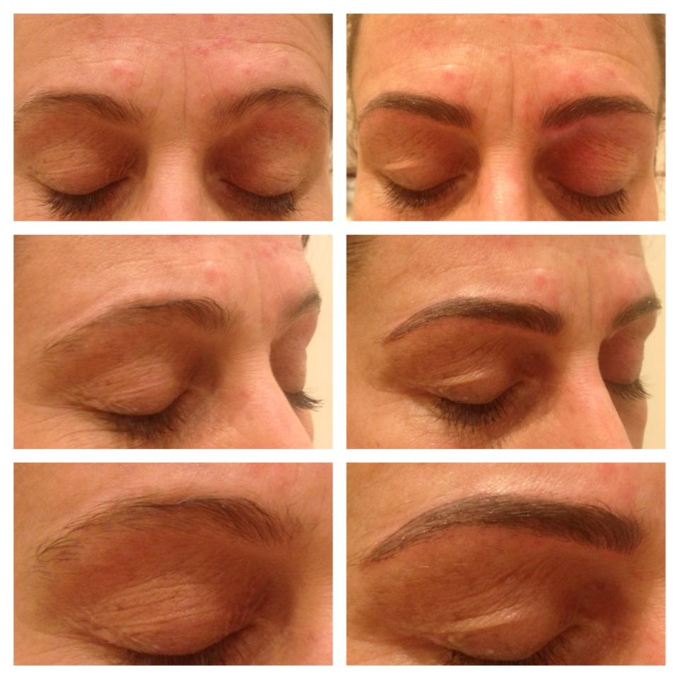 Hayley Ernest On Twitter Spmu Microblade Brows Eyebrow