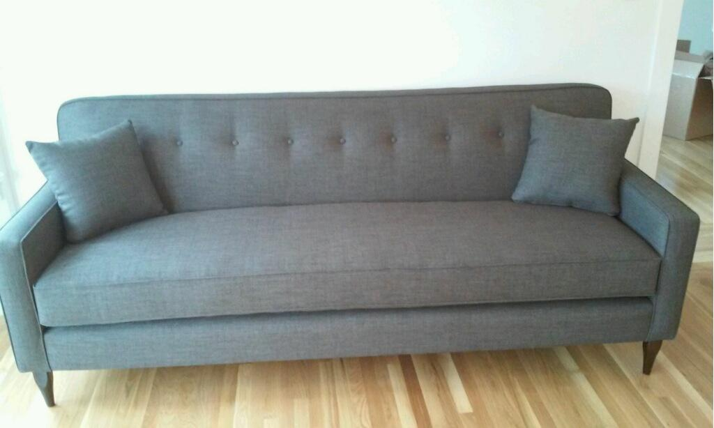 Sofa Creations On Twitter Dante In Neutral Marlow Asphalt Fabric A Por Option For Modern Look Design Sofacreations Couch