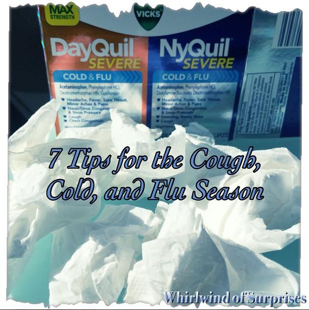 avoid getting sick this flu season