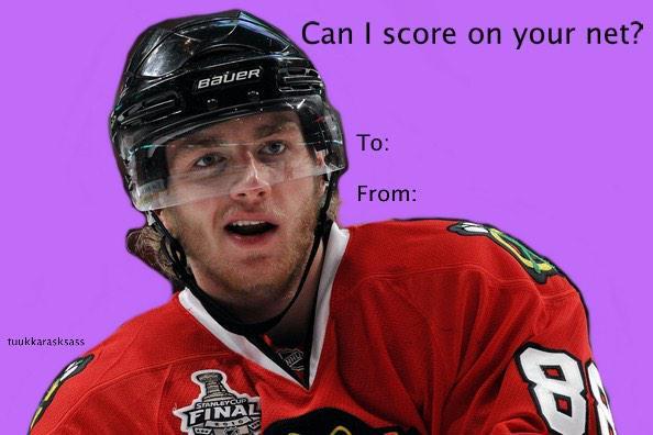 James Sotiroff JamesSotiroff – Hockey Valentine Cards