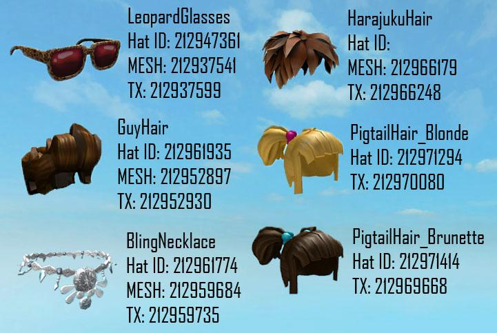 Roblox Id Codes For Hair Pictures to Pin on Pinterest - PinsDaddy