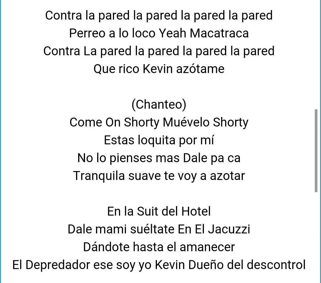 Aquí un cachito de la letra de una canción del cantautor de cabecera del cumple de Cristiano. Pura inspiración. http://t.co/1HfUcxwlIg