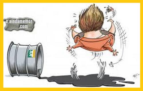 #CorruptosDay35Anos  O PETROLEO É NOSSO!  NÃO É DE UM PROJETO DE PERPETUAÇÃO NO PODER! http://t.co/iuGWQSv0bw