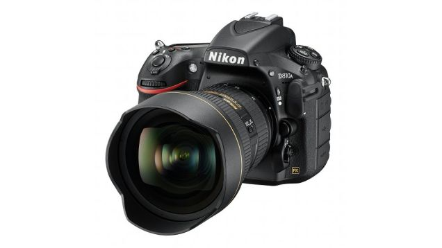 Nikon D810A: an incredible DSLR camera modded to shoot the stars