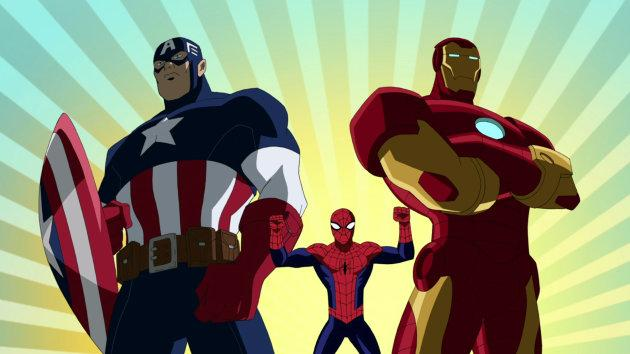 Marvel pulls Sony and 'Spider-Man' into its Cinematic Universe http://t.co/wlR65Arn2g http://t.co/FUQreXHZD8
