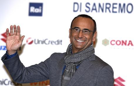 Carlo Conti Festival Sanremo 2015 diretta streaming Rai