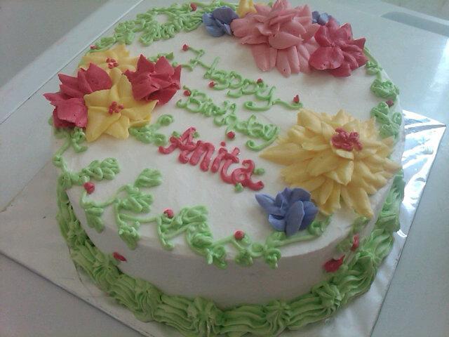 Alhanna Cakes on Twitter Happy Birthday Anita di Sgc httpt
