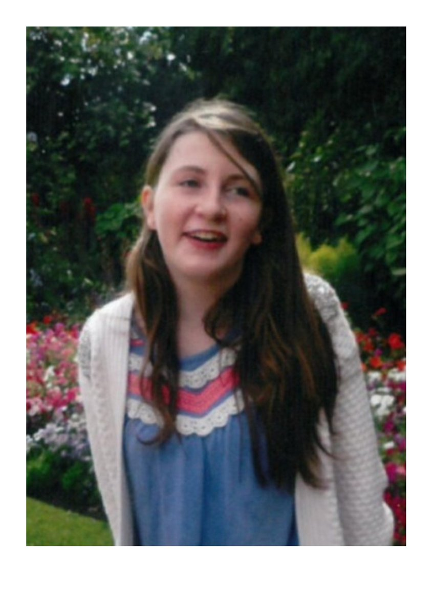 MISSING PERSON APPEAL: Sophie STANTON (13) last seen Withernsea (Mon 9 Feb) at 0830. Call 101 quote log 195 09/05/15 http://t.co/LyhC45OLcl