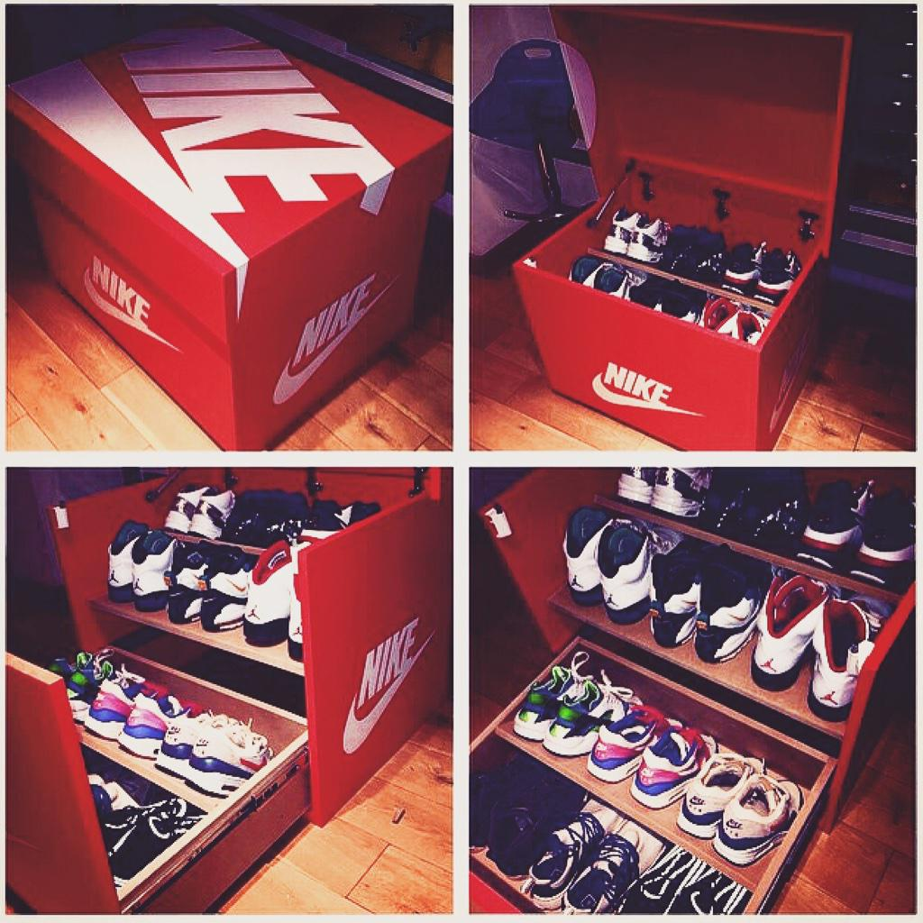 trainer box on twitter sneakerhead sneakers nike. Black Bedroom Furniture Sets. Home Design Ideas