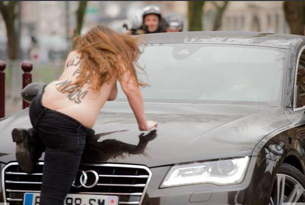 Protesta de mujeres 2
