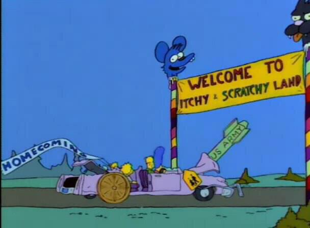 """SimpsonsQOTD on Twitter: """"""""Alright, we're here. Now let us never speak of  the shortcut again."""" http://t.co/HBfvLHAGKX"""""""