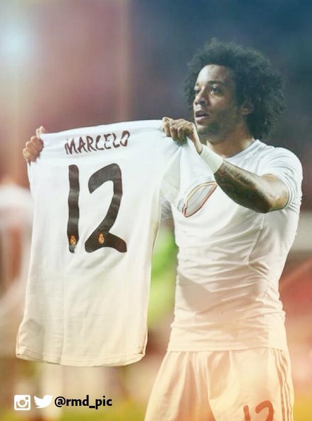 تصاميم مارسيلو مع الملوك - صـور Marcelo  2015 مع الريال مدريد