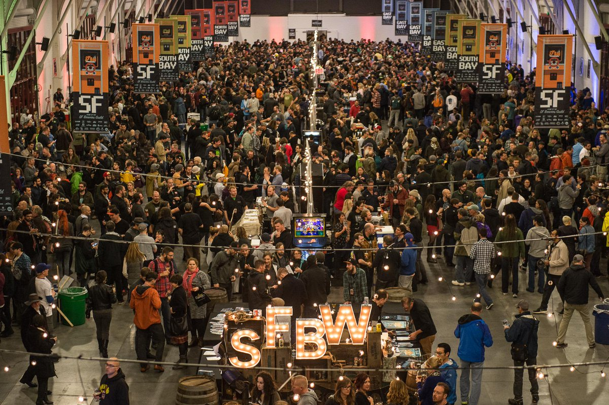 Were you there? Photos of the #SFBeerWeek Opening Gala http://t.co/veIU3dCxXZ Thanks @GammaNinePhoto @dominicphillips http://t.co/Z50nLz7zlt