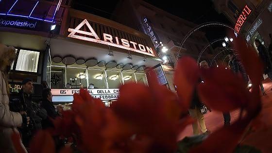 Teatro Ariston Festival Sanremo 2015